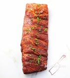 """James Brothers Secret Rub"" Marinated American Pork Spare Ribs Approx 550-650g (Price per Rack of Ribs)"
