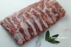American Pork Spare Ribs Approx 550-650g (Price per Rack of Ribs)