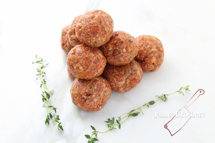 House Made Gourmet Rissoles (Price per 10 pack)