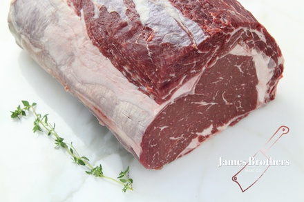 Free Range Grass Fed Beef Whole Scotch Fillet (price per 250g)