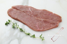 Baby Veal Cutlets/ Schnitzels (price per 250g)